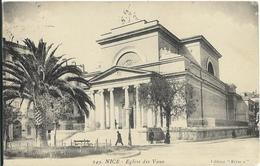 CPA - 06- Nice  - Eglise Des Voeux - Monumenten, Gebouwen