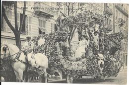 CPA - 06- Nice  - Fêtes Du Printemps - Char Des Fleurs - Monumenten, Gebouwen