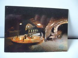 BEAUNE 21 COTE D'OR  CAVE TYPIQUE DE LA BOURGOGNE CAVE EXPOSITION DE LA REINE PEDAUQUE CPM 1980 Collection R Moisy - Beaune