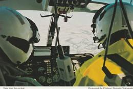 Devon Air Ambulance - Hélicoptère - View From The Cockpit  - Ambulance De Secours - Helicopters