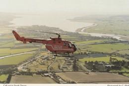 Devon Air Ambulance - Hélicoptère - Call Out To South Devon  - Ambulance De Secours - Helicopters