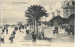 CPA - 06- Nice  - Promenade Des Anglais - Markten, Pleinen