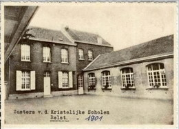 CAMPENHOUT - KAMPENHOUT - Meisjesschool, 80 Aarschotbaan, RESLT - Kampenhout