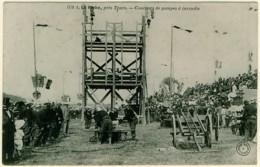 37 - T10659CPA - LA RICHE PRES TOURS - Concours De Pompes A Incendie - Bon état - INDRE-ET-LOIRE - La Riche