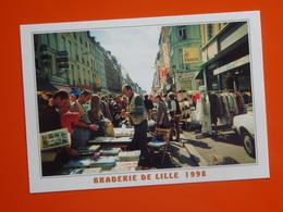 ET/224 BARDERIE DE LILLE 1998 RUE GAMBETTA CLICHE FRANK DUFLOT - Lille