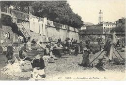 CPA - 06- Nice  - Lavandières Du Paillon - Ambachten