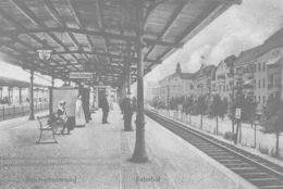 Berlin Baumschulenweg Bahnhof - Germany