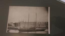 Photo Bateau -  Gardes-pêche à BREST - Barcos