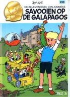 Jommeke 250 - Savooien Op De Galapagos (1ste Druk) 2010 - Jommeke