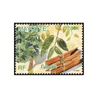 Timbre N° 210 à 213 Neuf ** - Flore - Condiments De Mayotte - Mayote (1892-2011)