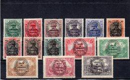 ALLENSTEIN 1920 * 5 M. PLI DE GOMME - Allemagne