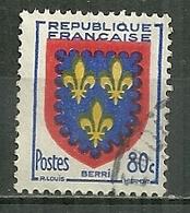 FRANCE Oblitéré 959 Armoiries De Provinces Berri Blason Armoirie - Oblitérés