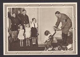 AK Propaganda / Der Führer Adolf Hitler   ...  ( E 818 ) - Weltkrieg 1939-45