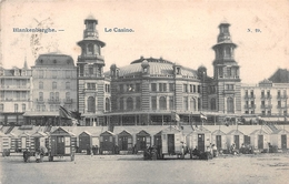 Blankenberghe - Le Casino En 1906 - Blankenberge