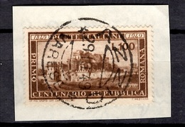 Italie YT N° 537 Oblitéré Sur Fragment. TB. A Saisir! - 6. 1946-.. Republic