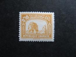 GRAND LIBAN : TB N° 149, Neuf X . - Ungebraucht