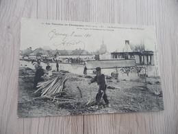 CPA 51 Marne Les Émeutes En Champagne Avril 1911 Ay Les établissements De La Maison Bisinger ... - Ay En Champagne