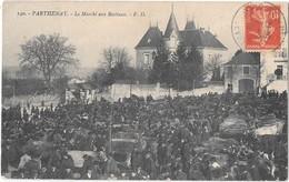 PARTHENAY -- Le Marché Aux Bestiaux - Parthenay
