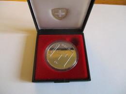 5 Francs Commémorative Le Mouvement Olympique 1988 (sous Capsule + Coffret) - Svizzera