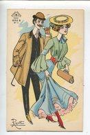 Illustrateur  Riquet  Femme  Humour - Other Illustrators