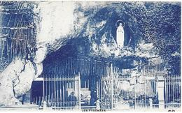 65 Lourdes  La Vierge Et La Grotte  Animée - Lourdes