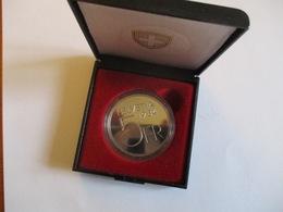 5 Francs Commémorative Auguste Piccard 1984 (sous Capsule + Coffret) - Svizzera