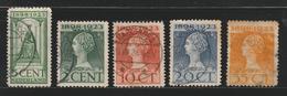 NETHERLANDS - 1923 - ( Queen Wilhelmina ) - As Scan - Periode 1891-1948 (Wilhelmina)