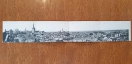 ESTONIE - REVAL - PANORAMA II - Carte Panoramique 4 Volets - Très RARE - Estonia