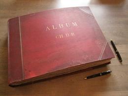 Album 1700 Découpis  Géants Chromos - Système 3D Père Noël Santa Claus Suchard Pub Cacao Cirque Pompiers Tabac Indiens - Victorian Die-cuts