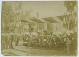 (Madagascar) Officiels . Discours De Joseph Gallieni Recevant Le Gouverneur De La Réunion Paul Samary ? Circa 1900 . - Africa
