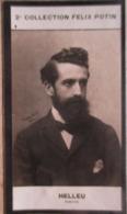 Paul HELLEU Né à Vannes -  Peintre, Dessinateur Et Graveur - 2ème Collection Photo Felix POTIN 1908 - Félix Potin