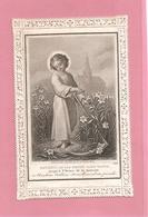 CANIVET - Heureux Le Lis Resté Sans Tâche - - Images Religieuses