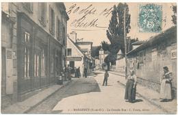 MARGENCY - La Grande Rue - Other Municipalities