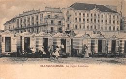 Blankenberghe - La Digue Centrale - Blankenberge
