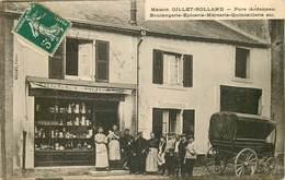 PURE Maison Gillet-Rolland ( Boulangerie épicerie , Mercerie , Quincaillerie Etc ...) - France
