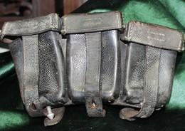 Cartouchière Allemande 1936 - Equipment