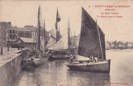 Saint Vaast La Hougue - Pesca