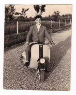 """MOTO SCOOTER - MOTO - SCOOTER - """" VESPA """" - FOTO ORIGINALE - Automobili"""
