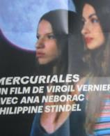 Dépliant-Affiche (20x15 Cm - 60x40 Cm) : Mercuriales, Virgil Vernier, 2014 (+Carte , 21x12 Cm) - Merchandising
