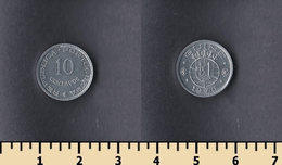 Guinea-Bissau 10 Centavo 1973 - Guinea Bissau