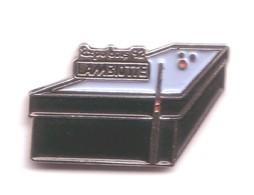 AA223 Pin's BILLARD LAMBIOTTE Usine à Urzy Nièvre Achat Immédiat - Billares