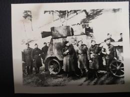 WWII Foto Wehrmacht Soldaten,KURSK RUSSLAND - 1939-45