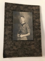 Ancienne Photographie Jeune Scout - Personnes Anonymes