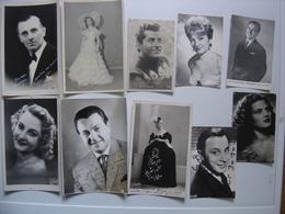 Lot 3 PHOTO Artistes Varietes Theatre Opera Spectacle Cabaret Music Hall DIJON - Célébrités