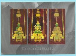 0950 - THAILAND - BANGKOK - THE EMERALD BUDDHA - Tailandia
