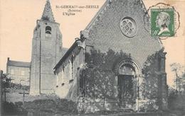 SAINT GERMAIN SUR BRESLE - L'Eglise - Otros Municipios