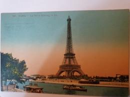 CP PARIS 6 CARTES TOUR EIFFEL - Tour Eiffel
