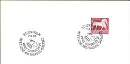 Stockholm 1982 Kongress Parasitologie Mücke Bakterie Virus - [Corona 2020] - Disease