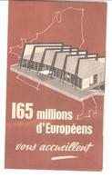 Expo 58 - Plooifolder EEG - Advertising