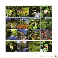 FRANCE. Carte Postale écrite. Maison De Claude Monet à Giverny. - Paintings